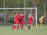 Fußball-Bezirksliga Nord: Möttingen jubelt über einen Paukenschlag