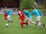 Frauenfußball: Türkheim verschenkt wichtige Punkte