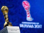 Confed Cup 2017: Zahlen, Historie, Live-Streams: Das muss man zum Confed Cup wissen