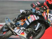 Motorsport: Aichacher gibt für großen Traum Gas