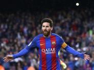 Fußball: Oberstes Gericht bestätigt Haftstrafe für Lionel Messi