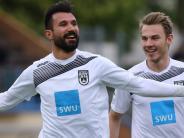 Regionalliga Südwest: Spatzen haben wieder Spaß