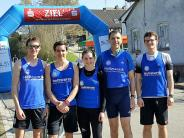 Leichtathletik: Pia Unger gewinnt den ersten Titel
