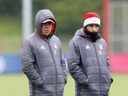 DFB-Pokal: Frostige Tage beim FC Bayern