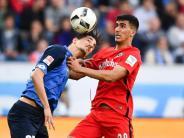 Bundesliga: 1:0 gegen Frankfurt: Hoffenheim auf Champions-League-Kurs