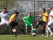 Fußball: Schöneberger Chancen schmelzen