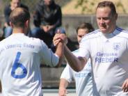 Fußball-A-Klasse: Laimering gelingt nächster Schritt raus aus dem Keller
