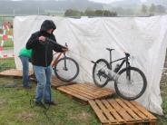 Mountainbike: Willkommen im Dreck