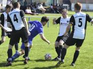 Fußball, Kreisklasse Augsburg Süd: Für Großaitingen wird es immer enger