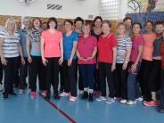 Seniorenlehrgang: Richtige Atmung erfordert Training