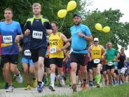 Ipf-Ries-Halbmarathon: Über 800 Athleten heute Abend unterwegs