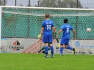 Fußball: Bezirksliga  Nord: Glött verliert schon in der ersten Minute das wichtige Heimspiel