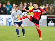 Fußball-Landesliga: Aindling streckt sich vergeblich