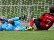 Fußball-Kreisliga Nord: Deininger Achtungserfolg beim Spitzenreiter