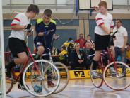 Radball: Mindelheimer stürmen ins Halbfinale