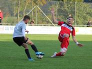 Fußball-Nachlese: TSV rutscht aus – in Aindling nichts Neues