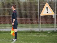 Fußball: Achtung: Probleme