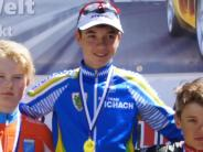 Radsport: Daniel Schrag holt Gold und Silber