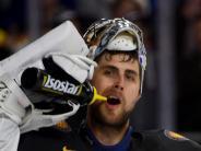 Eishockey-WM: Skandal um Thomas Greiss: Die Torheit eines Torwarts
