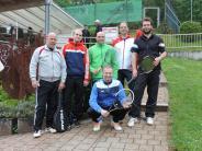 Tennis: Durchwachsene Leistung