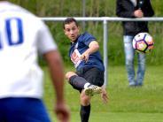 Bezirksliga-Topspiel: Sendener in Schusslaune