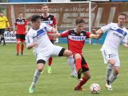 Fußball-Landesliga: Patrick Modes lässt sich nicht stoppen