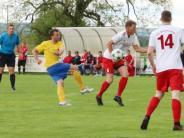 Fußball-KreisligaNord: Alerheim und Holzkirchen retten sich