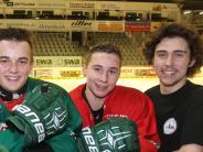 Eishockey: Früher AEV, jetzt WM