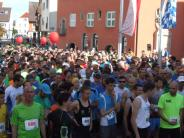 Laufsport: Kilometer für Kilometer