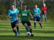 Frauen-Fußball: Wichtige Punkte geholt