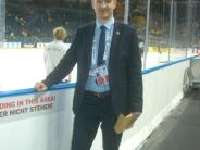 Eishockey: Neuer AEV-Nachwuchstrainer Michael Bakos: Das sind meine Ziele mit dem Verein