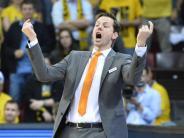 Basketball: Ulm gibt klaren Vorsprung noch aus der Hand