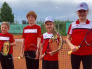 Tennis: Freud und Leid liegen auf dem Platz oft eng beieinander