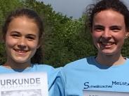 Leichtathletik DJK Friedberg: Heimvorteil wird ausgenutzt
