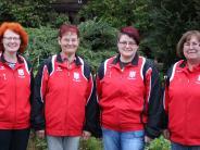 Stockschießen: Frauenteam auf dem Bronze-Rang