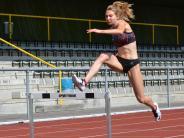 Leichtathletik: Sie nehmen bis zu zehn Hürden