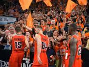 Basketball Ulm: Ulm nach fünften Spiel gegen Ludwigsburg im Halbfinale