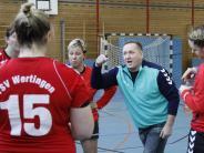 Wechsel: Neuer Trainer für Aichacher Handballer: Szierbeck folgt auf Mesch