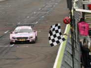 Lausitzring-Rennen: Mercedes-Pilot Auer wird zumDTM-Titelfavoriten