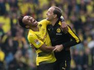 Happy End ohne Versöhnung: Zukunft von BVB-Coach Tuchel bleibt offen