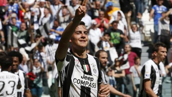 Juventus Turin zum sechsten Mal in Folge italienischer Meister der Serie A