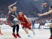 BBL-Playoffs: Bamberg dominiert erstes Halbfinale gegen Bayern - Ulm siegt