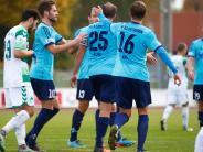 Regionalliga Bayern: Kapitän trifft und geht