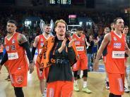 Basketball Ulm Play-Offs: Ulm siegt im ersten Halbfinalspiel