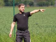 Fußball: Auch mit René Finke geht es nicht nach vorne