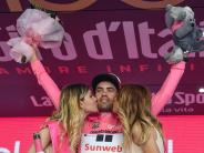 Niederländer in Rosa: «Friedvoller Frankenstein» Dumoulin dominiert den Giro