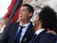 «Werden Geschichte schreiben»: Real blickt nach dem 33. Liga-Titel nach Cardiff