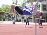 Leichtathletik: Athleten zeigen in Aichach Bestleistungen