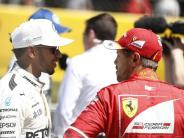 Schillernder Stadtkurs: Vettel will Hamilton in Monaco auf Distanz halten