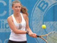 Tennis: Ein Schritt zum Klassenerhalt